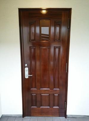 アフター ドア